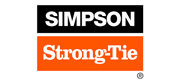 Simpson Strong Tie logo at Yellowstone Lumber