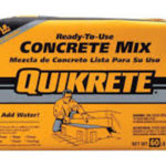 Quikrete Ready to Use Concrete Mix available at Yellowstone Lumber in Rigby
