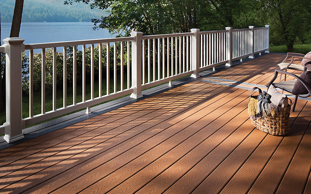 Trex Select Decking available at Yellowstone Lumber in Rigby, Idaho